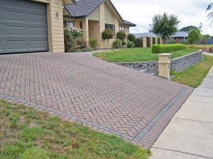 The Ford Driveway Concrete